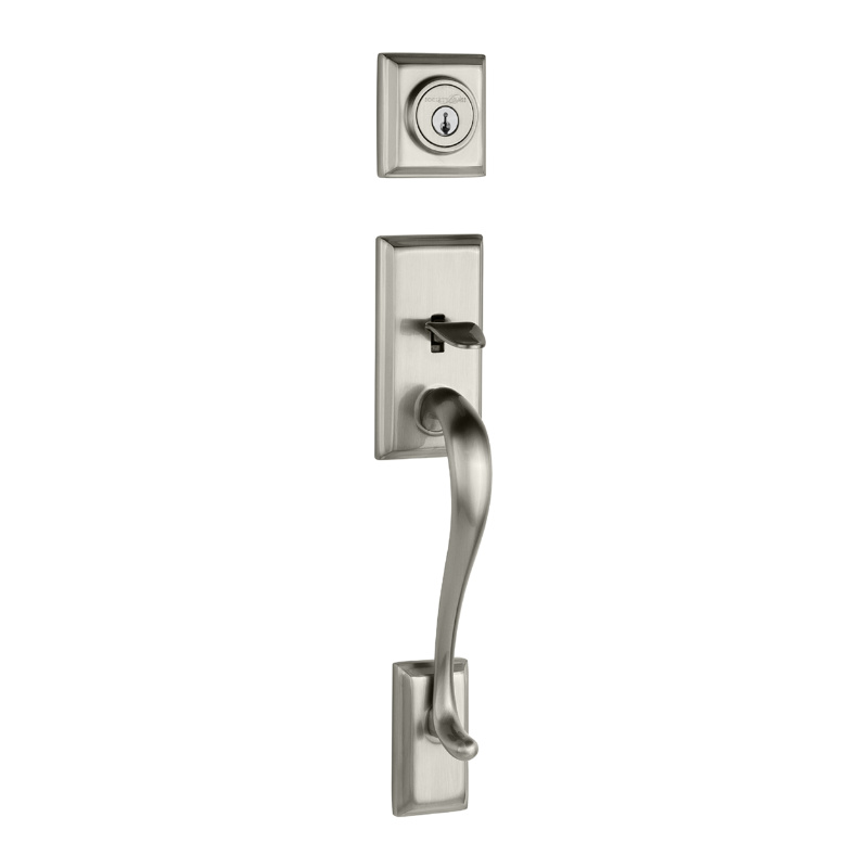 Hawthorne Handleset 800he Lip Door Hardware Supply